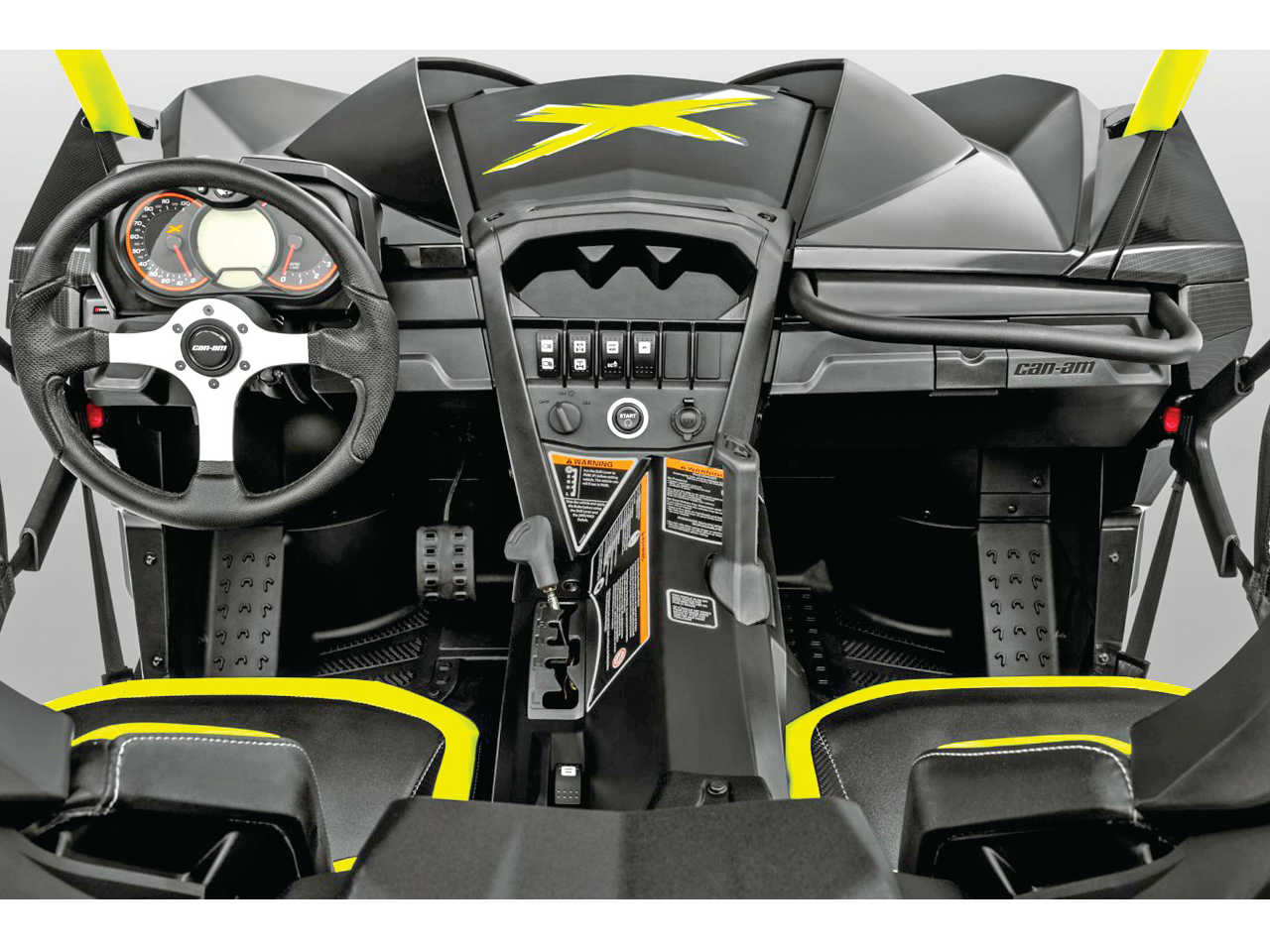 2017 Can Am Maverick 4 Seater >> 2015 Can-Am Maverick X ds 1000R Turbo Side-x-Side Review ...