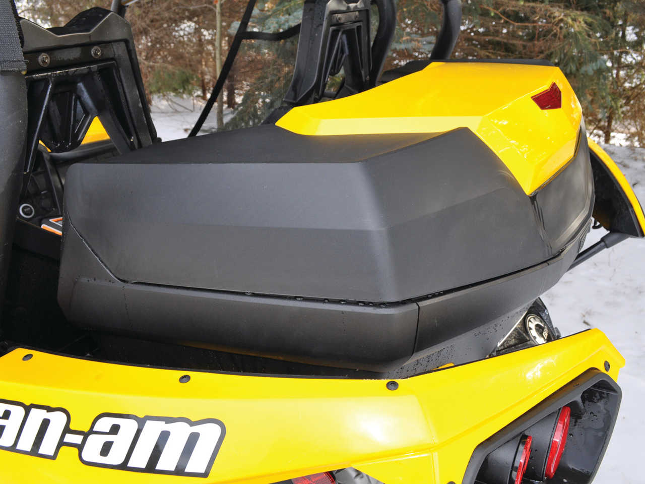 2015.can-am.maverick.close-up.rear-cargo-box.JPG & 2015 ATV Illustrated Tips and Accessories for Everyday Riding and ... Aboutintivar.Com