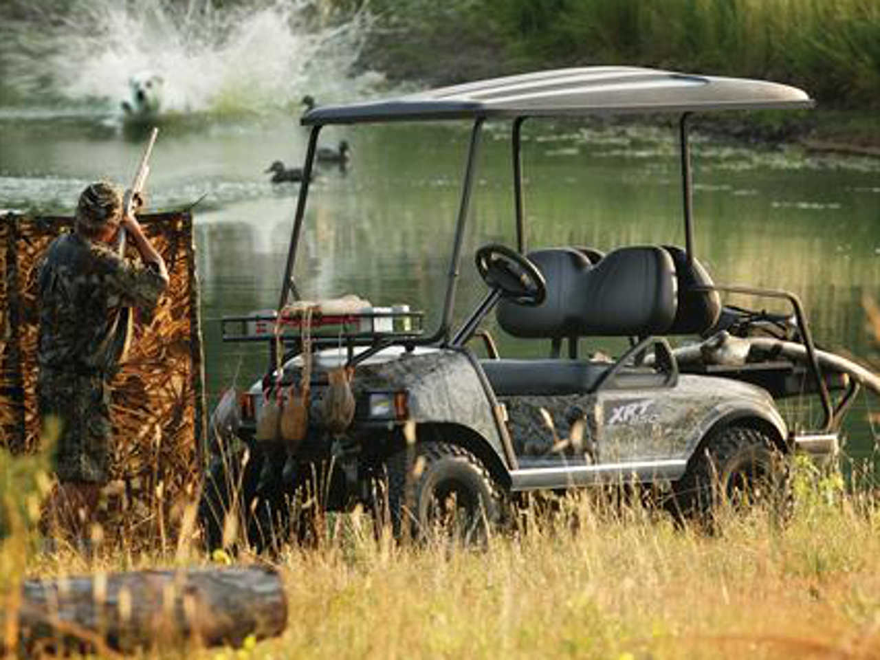 Club Car Improves the Hunting Experience with New Limited