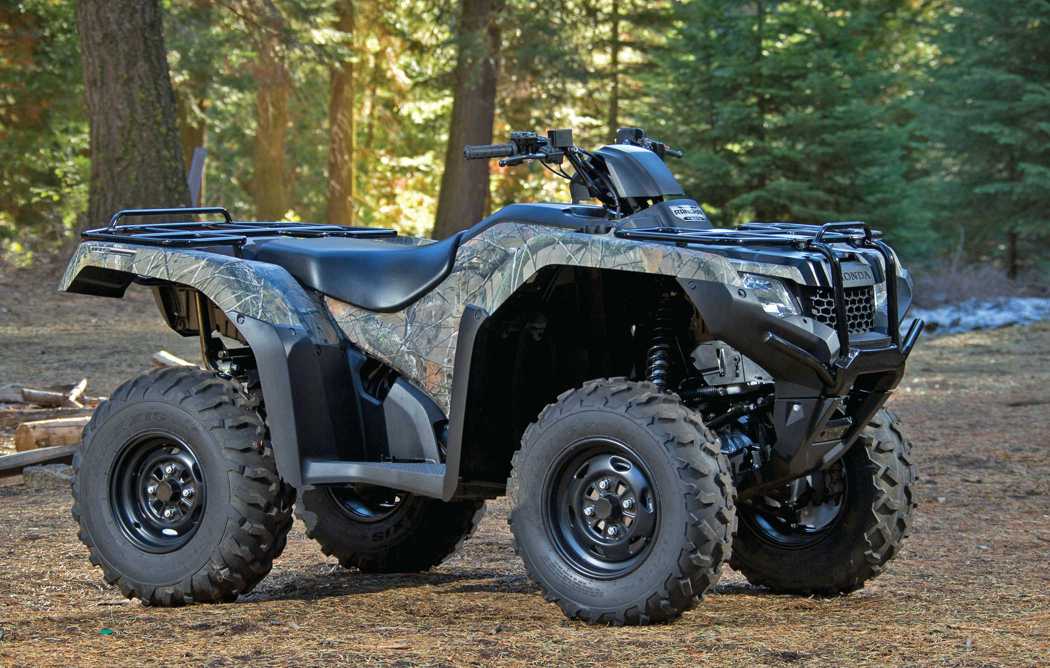honda ride review sierra club atv illustrated