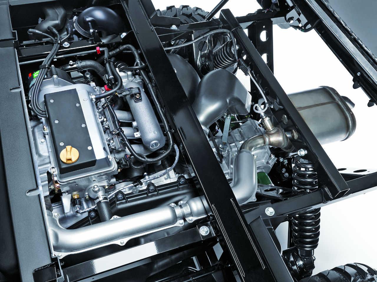 Kawasaki Mule Pro Fxr Top Speed