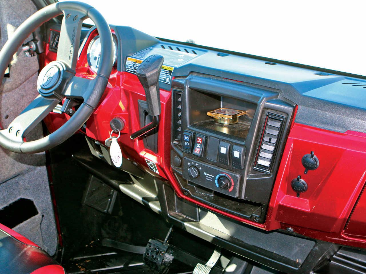 Ride Review The 2015 Polaris Ranger Xp 900 Atv Illustrated
