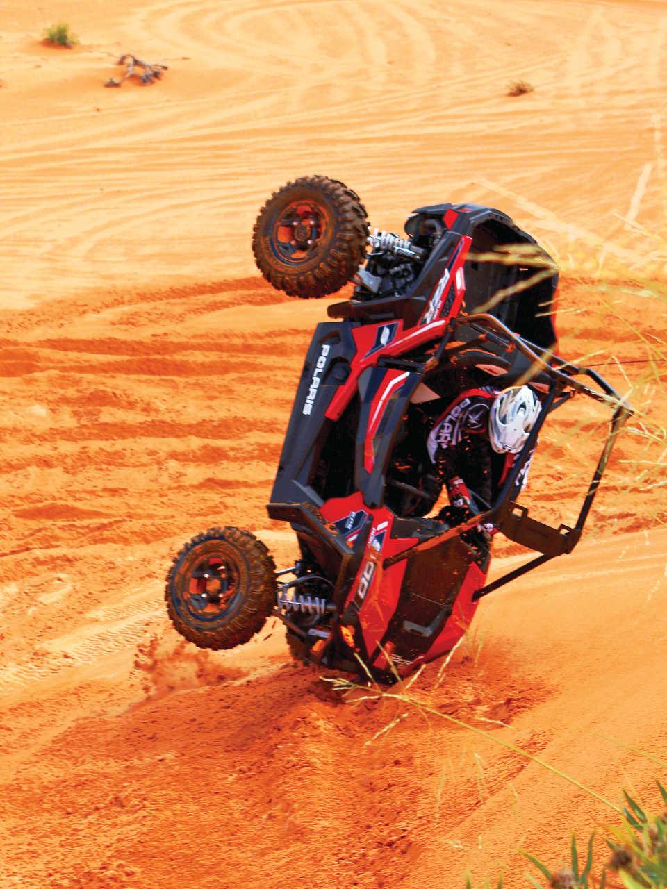 New Model Preview - The 100 Club | ATV Illustrated |Polaris Rzr Crash