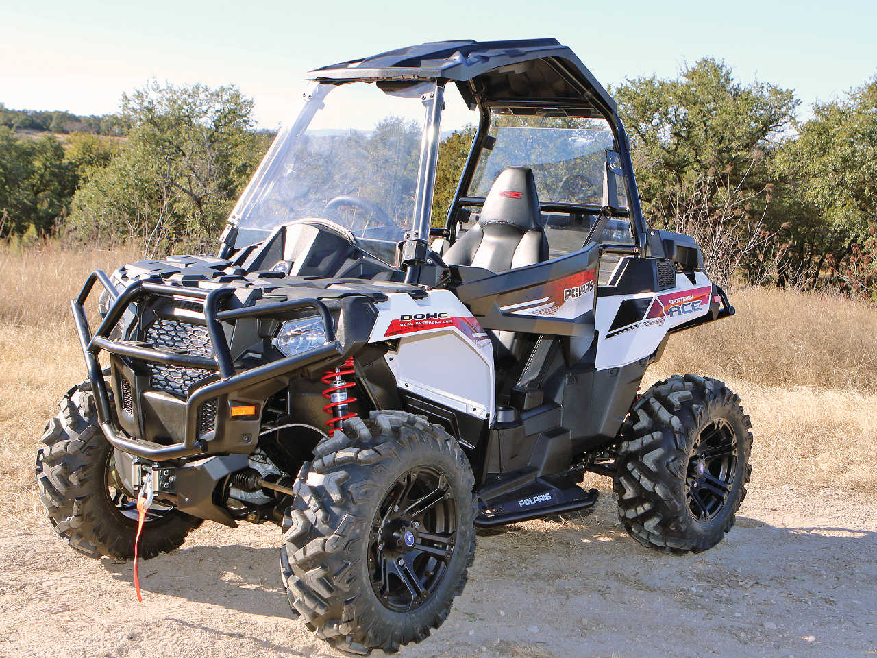 2014 Polaris Sportsman Ace And Scrambler 1000 Xp Review