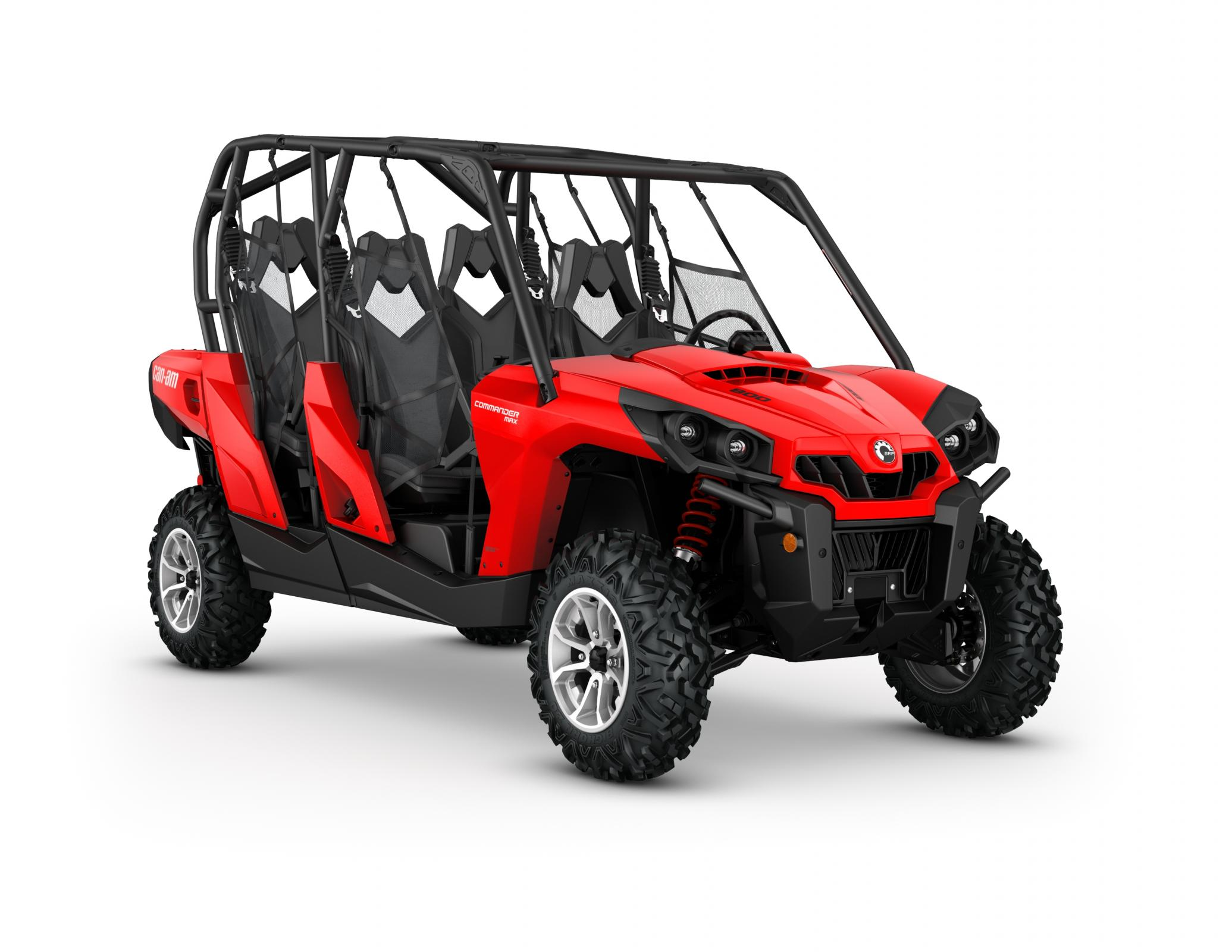 brp unveils all new can am defender side by side vehicle and more atv illustrated. Black Bedroom Furniture Sets. Home Design Ideas