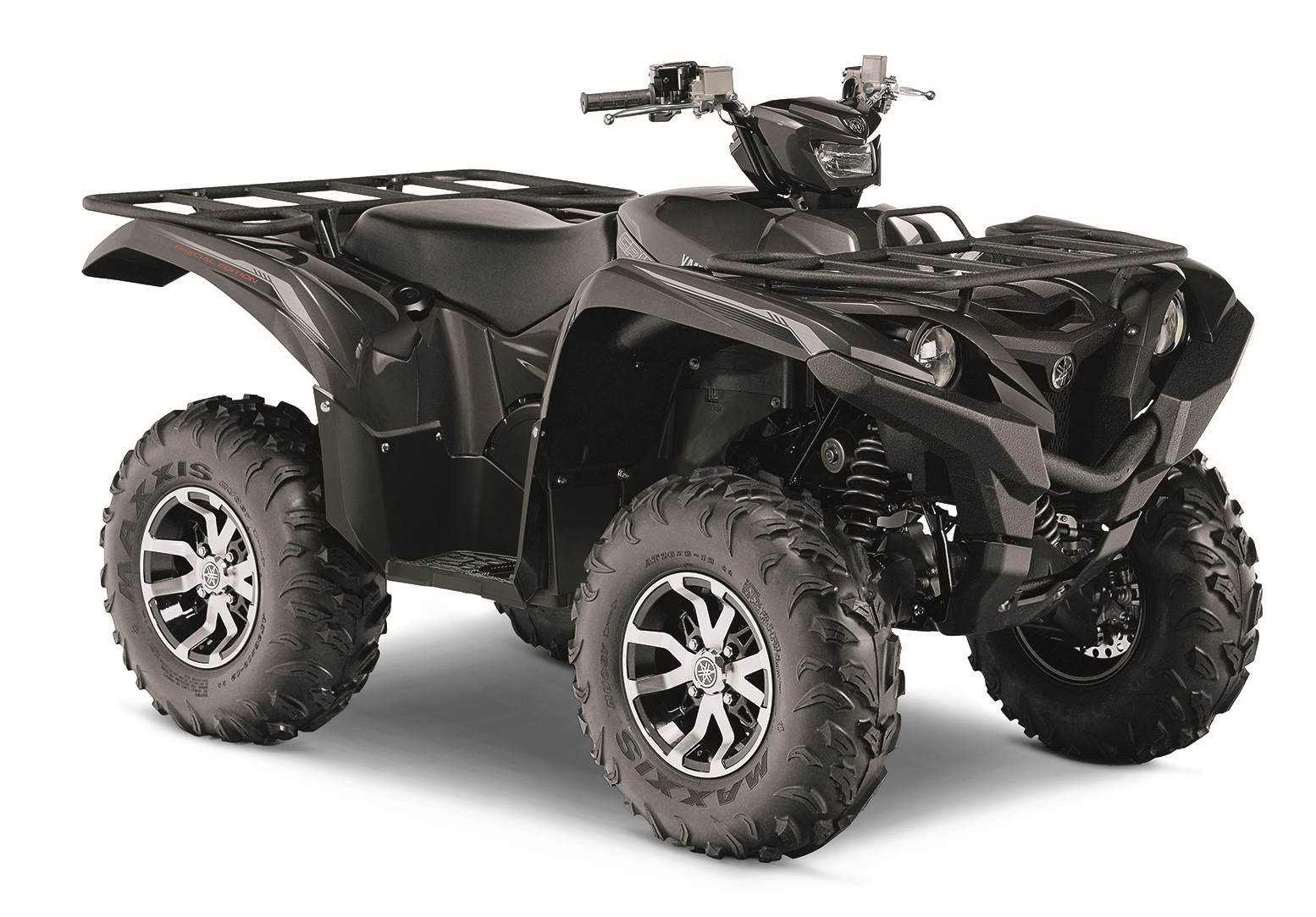2016 grizzly and kodiak 700 in production at yamaha s u s factory atv illustrated. Black Bedroom Furniture Sets. Home Design Ideas