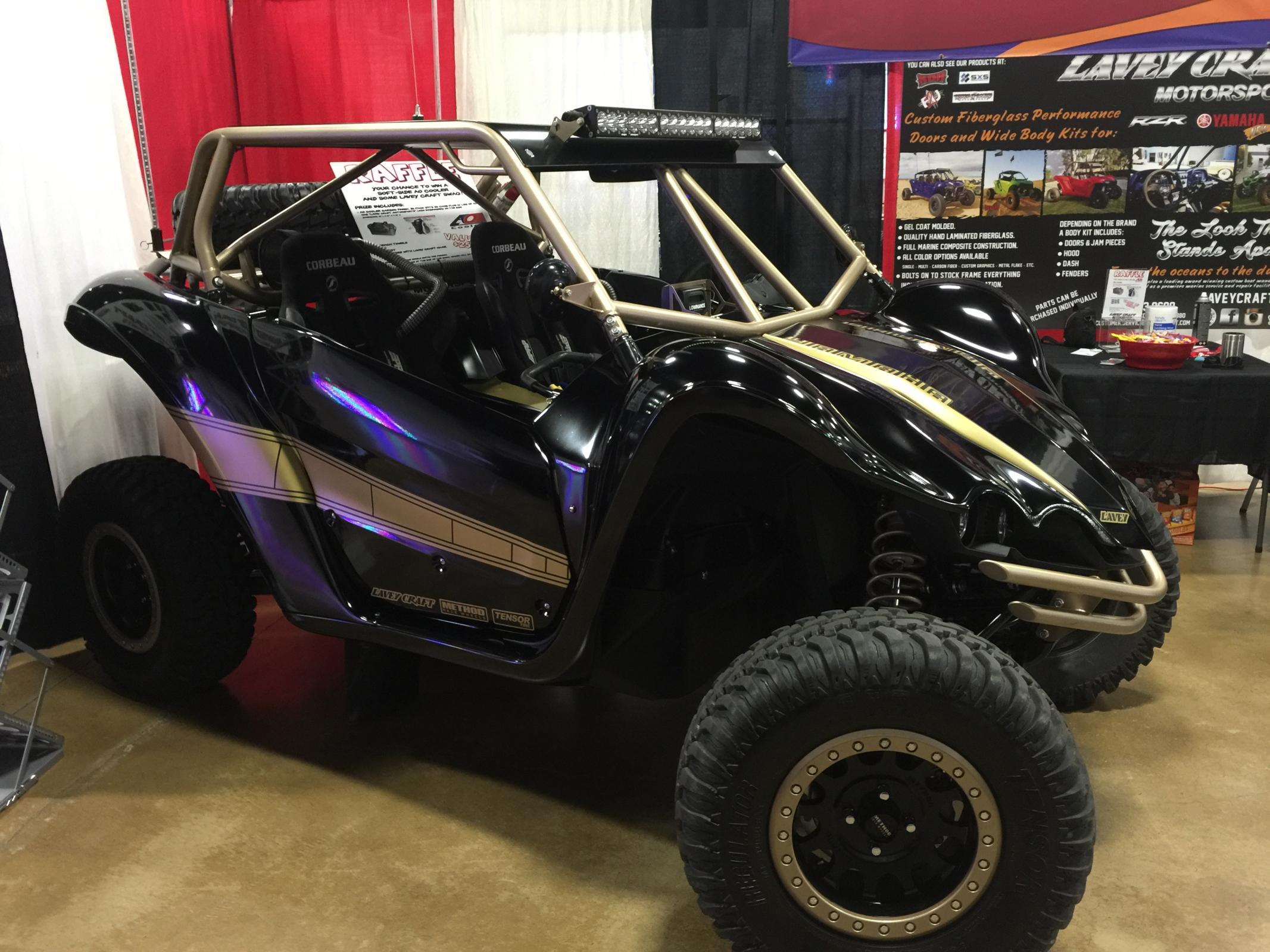 Lavey Craft Motorsports Launches Fiberglass Body Kit for