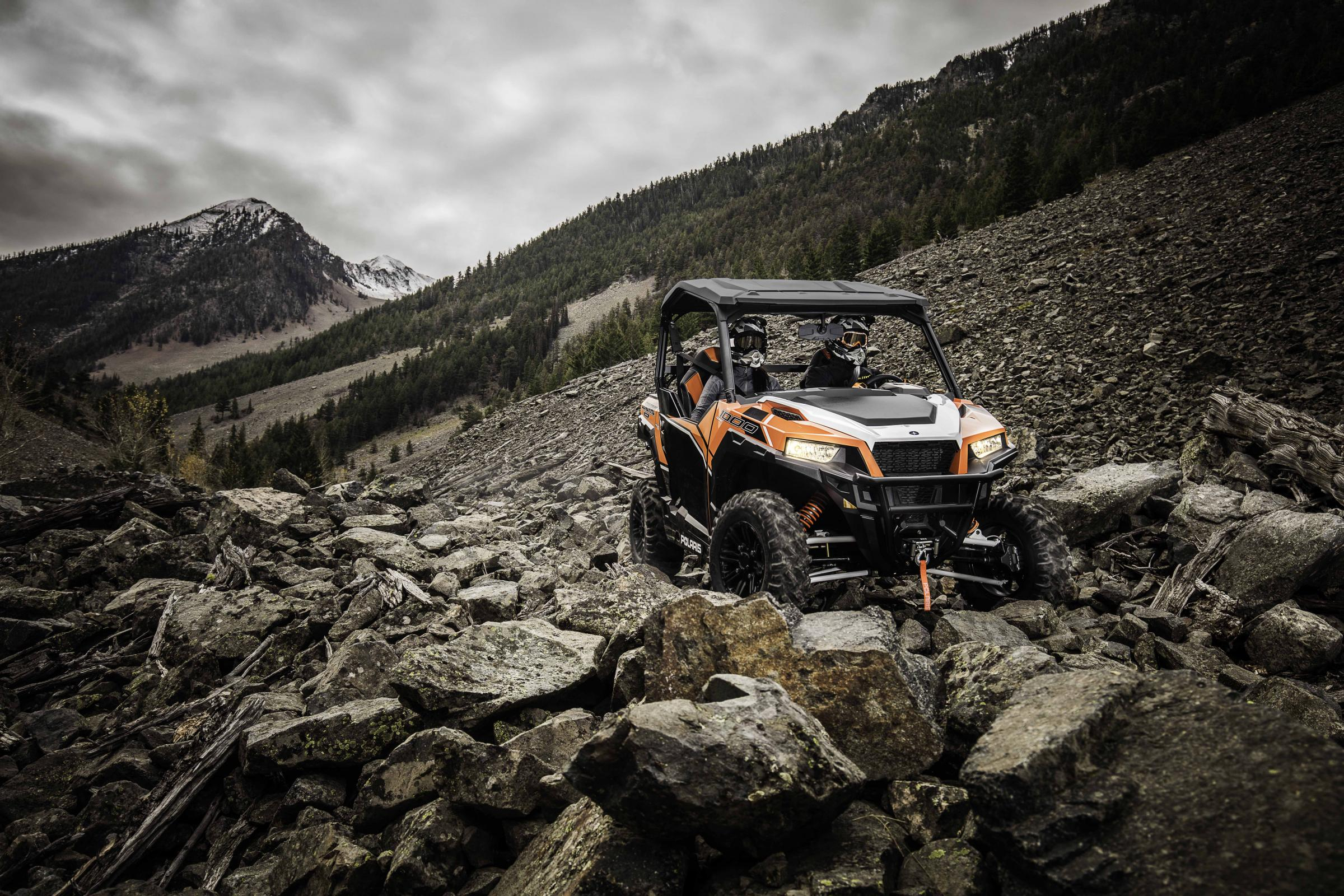 2016 Polaris Ranger >> Introducing the Polaris GENERAL | ATV Illustrated