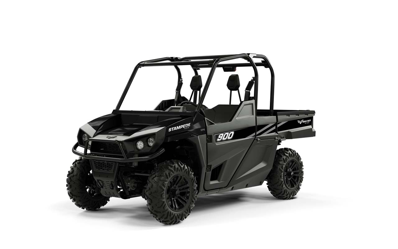 New Model Review Stampede Atv Illustrated