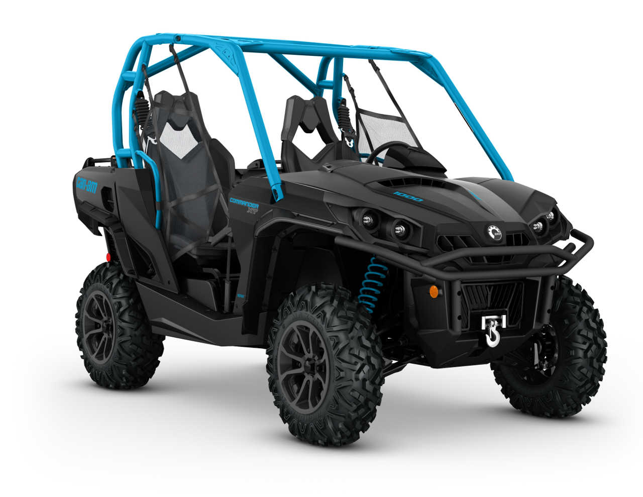 2016 can am commander family atv illustrated. Black Bedroom Furniture Sets. Home Design Ideas