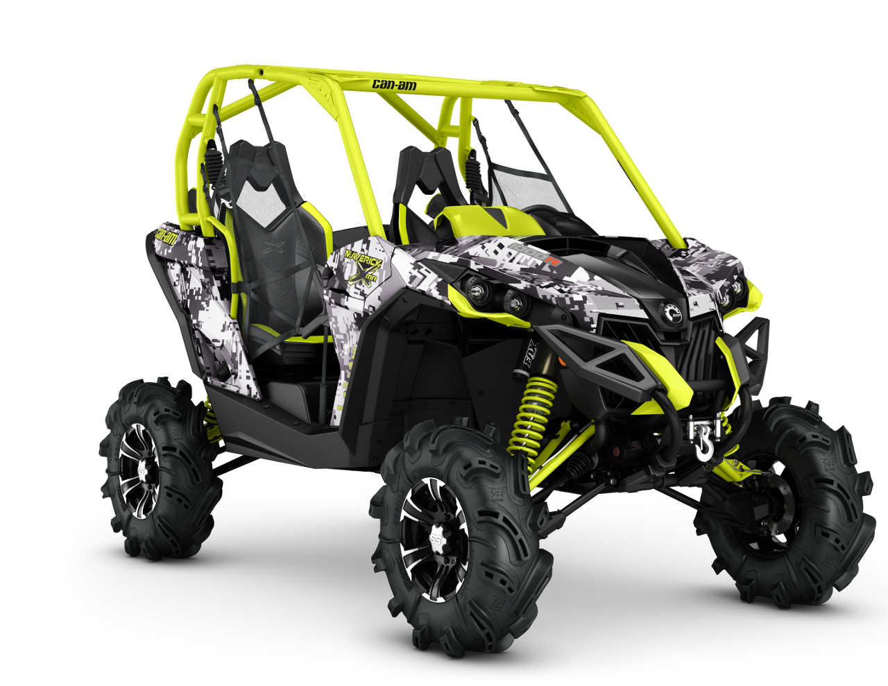 2016 can am maverick family atv illustrated. Black Bedroom Furniture Sets. Home Design Ideas