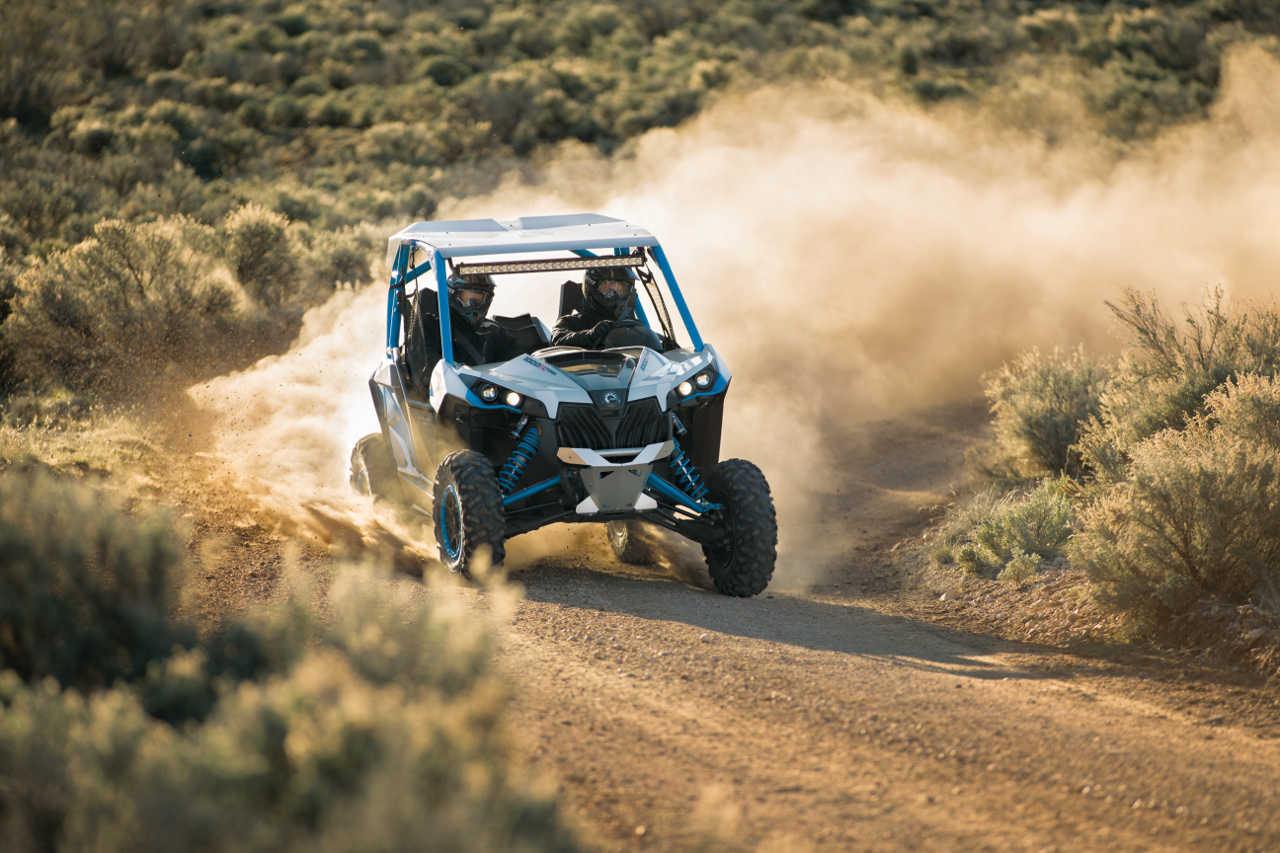 brp sets new performance norms with the 2016 can am off road models atv illustrated. Black Bedroom Furniture Sets. Home Design Ideas