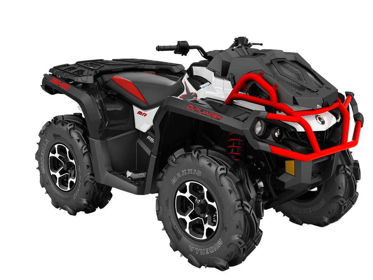 2016 can am outlander x mr family atv illustrated. Black Bedroom Furniture Sets. Home Design Ideas