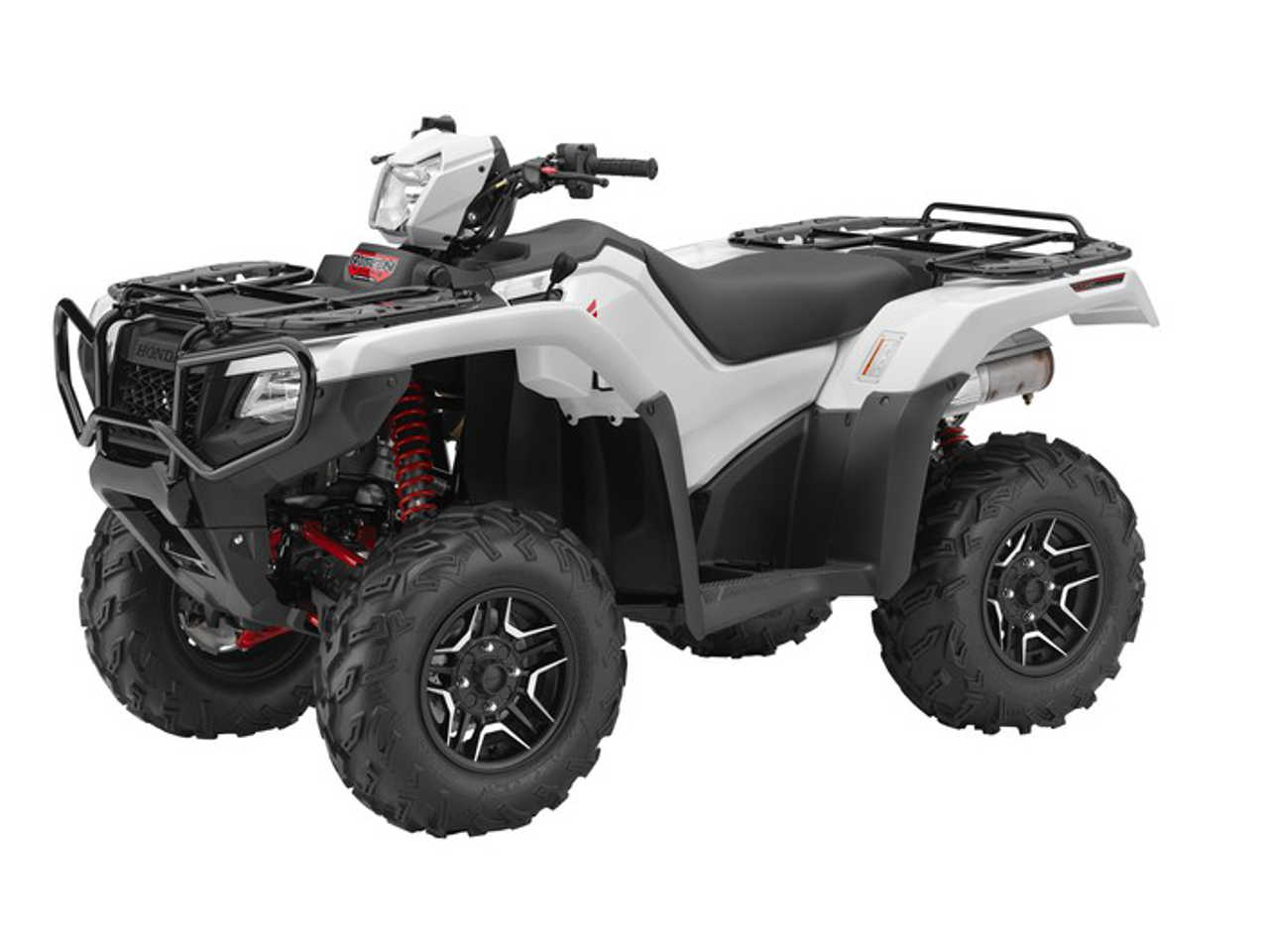 Hondas First 2016 Model Announcement Features IRS Equipped ATVs