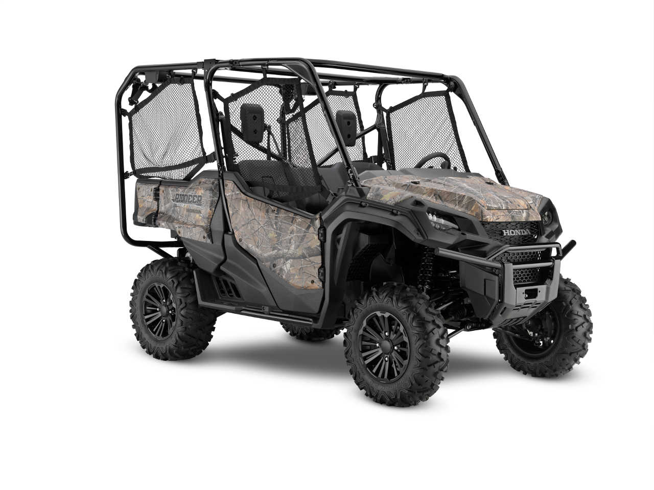 honda announces 2016 pioneer 1000 atv illustrated. Black Bedroom Furniture Sets. Home Design Ideas