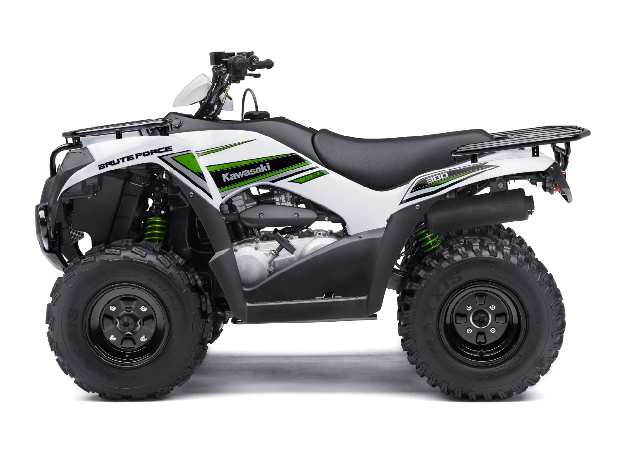 2016 kawasaki brute force atv model range atv illustrated. Black Bedroom Furniture Sets. Home Design Ideas