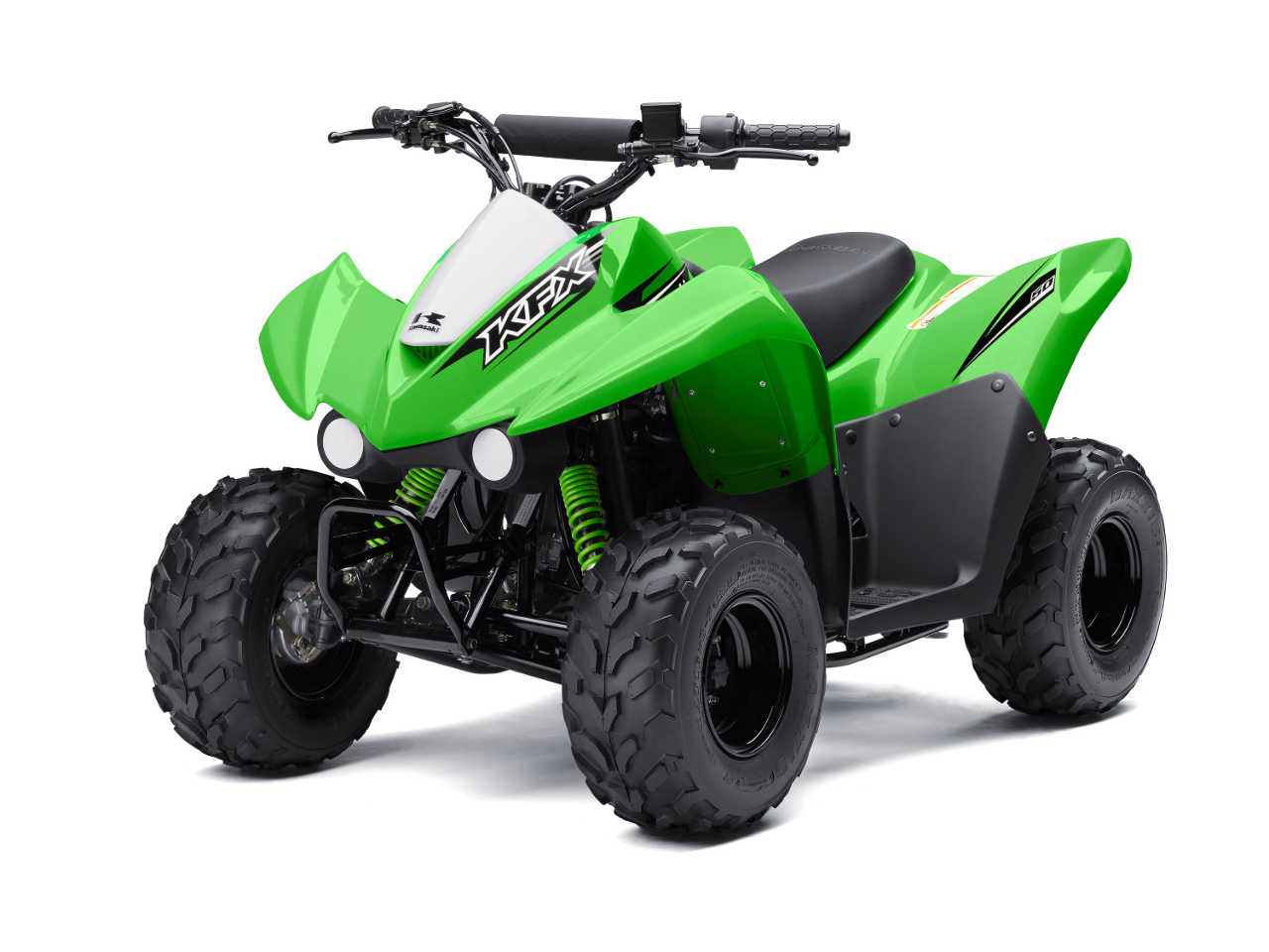 2016.kawasaki.kfx50.green_.front left.studio 2016 kawasaki brute force atv model range atv illustrated kawasaki kfx 50 wiring diagram at edmiracle.co