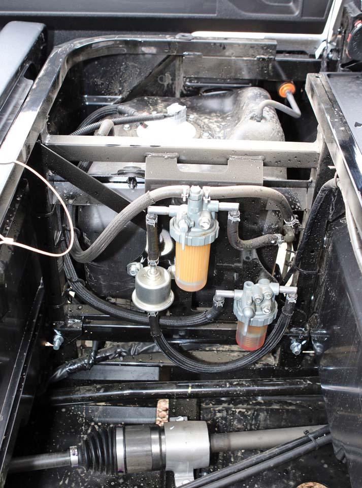 2016 kawasaki mule pro-dx diesel utv review | atv illustrated