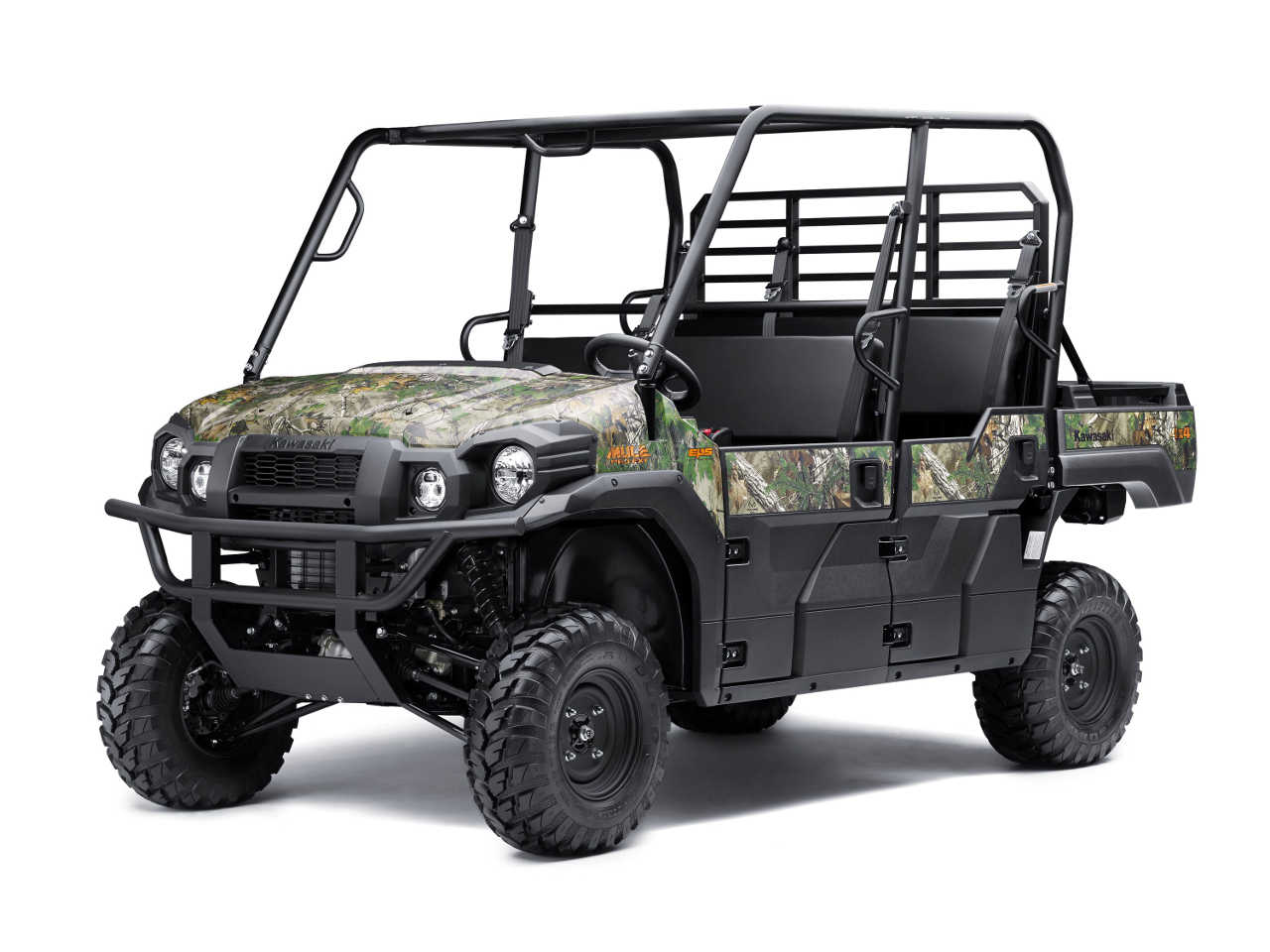 Kawasaki Mule Weight