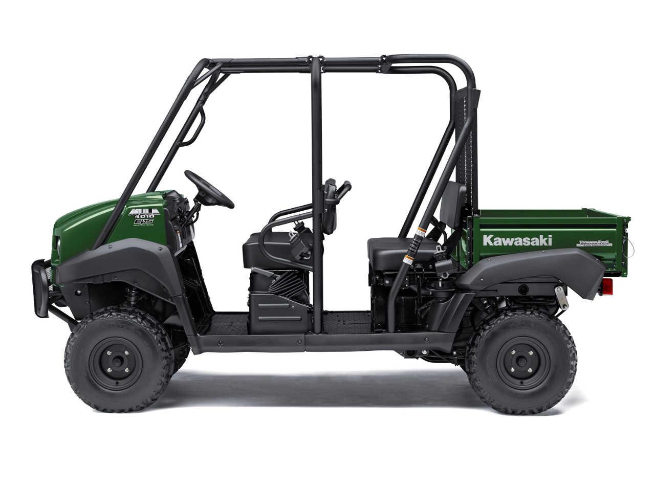 Kawasaki X Mule