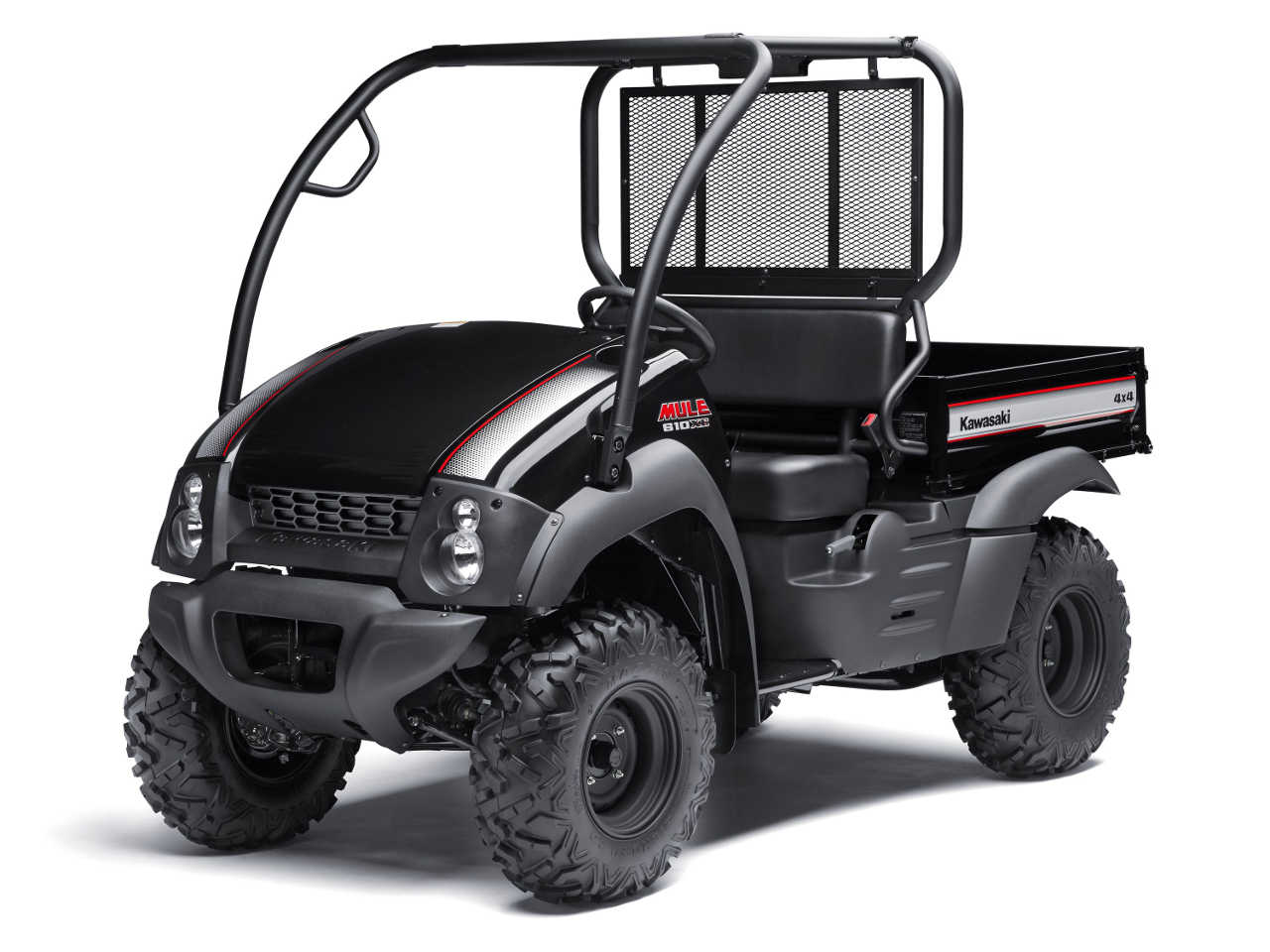 Mule 610 Bumper : Kawasaki mule and model range atv