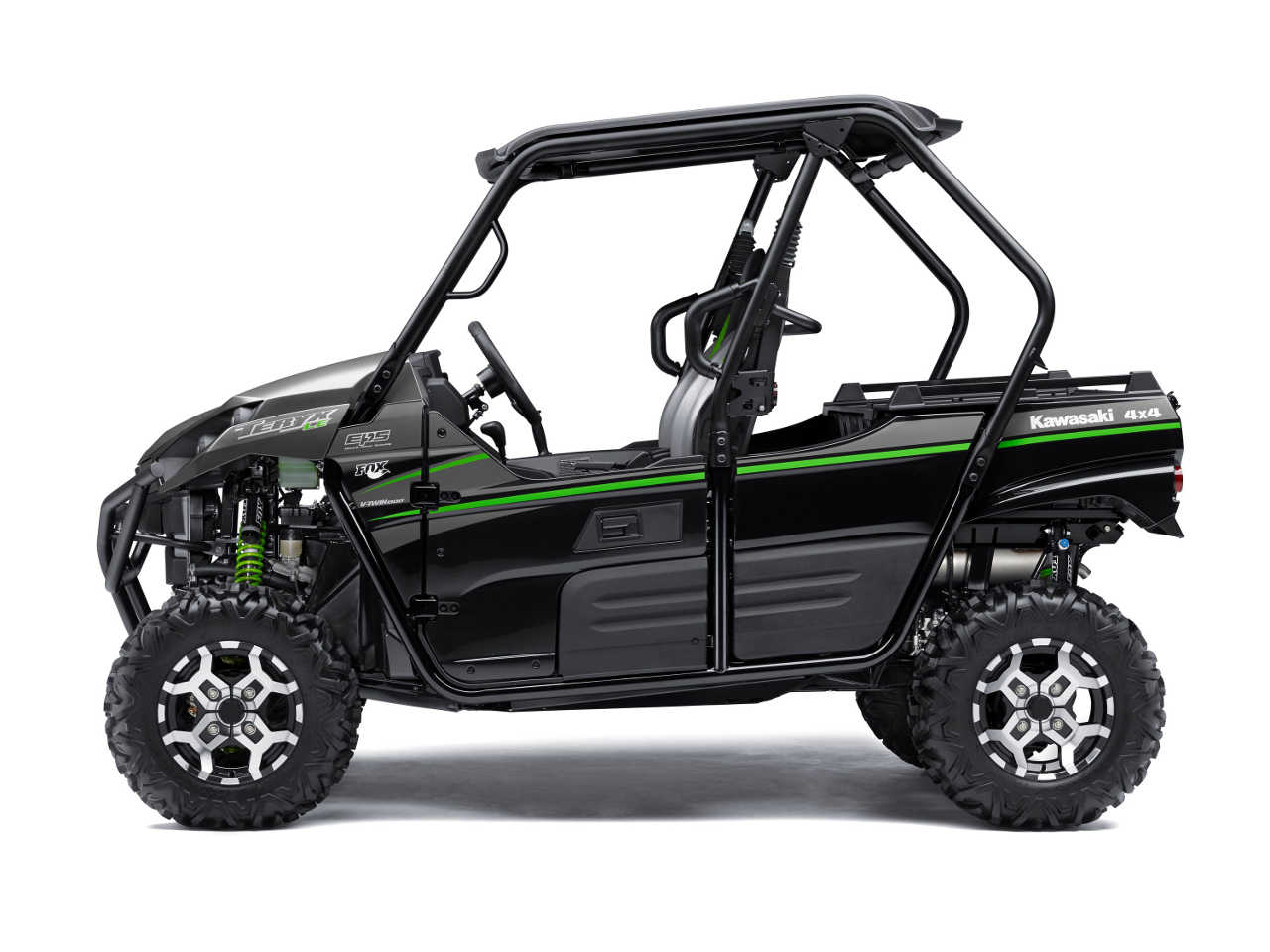 Testing the 2016 Kawasaki Teryx | Dirt Wheels Magazine