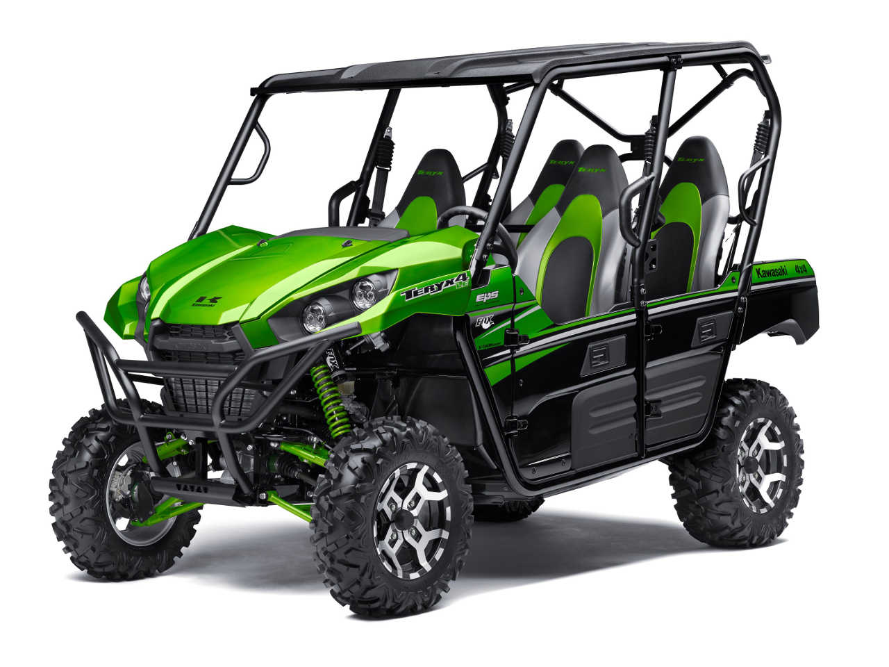 New Seats For  Kawasaki Teryx