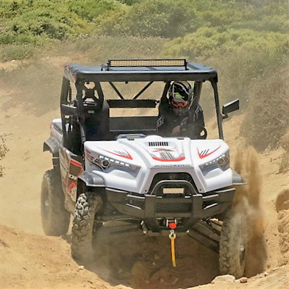 Polaris Atvs Reviews >> Manufacturer Preview - ODES Off-Road | ATV Illustrated