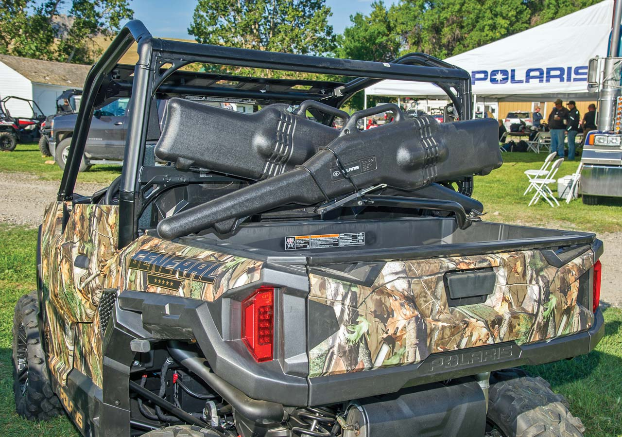 Polaris General 1000 >> Ride and Review - Five Star | ATV Illustrated