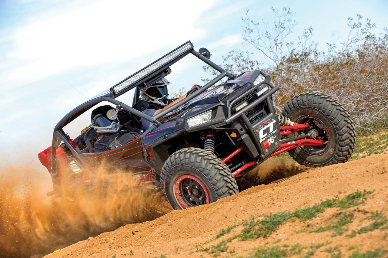 Project Build Off Road Adventure Rzr Atv Illustrated