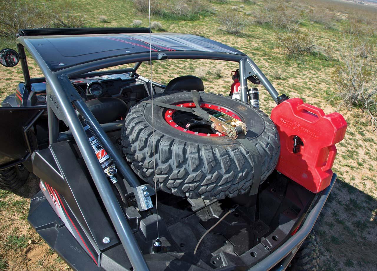 Polaris Atvs Reviews >> Project Build - Off Road Adventure RZR | ATV Illustrated