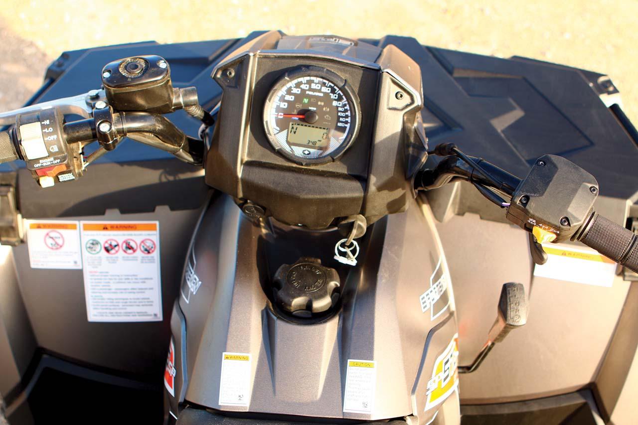 Ride Tested - The Polaris Sportsman 570 SP | ATV Illustrated