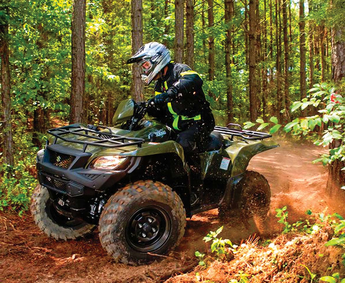 2016 Models - First on Four Wheels | ATV Illustrated