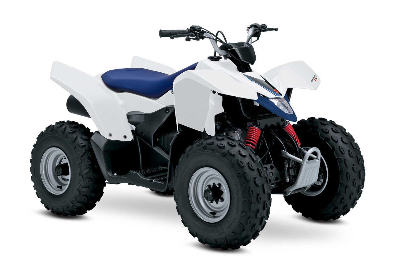 Stroke Automatic Yamaha Quad