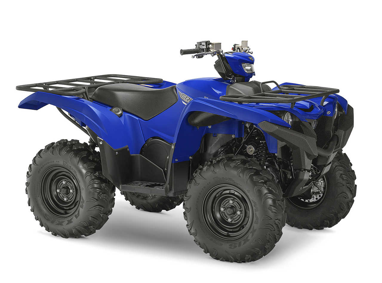 Yamaha introduces 2016 grizzly eps 4x4 atv atv illustrated for Yamaha grizzly atv