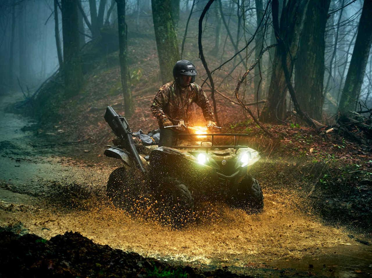 Yamaha 2015 atv line up release autos post for Yamaha grizzly 350 for sale craigslist