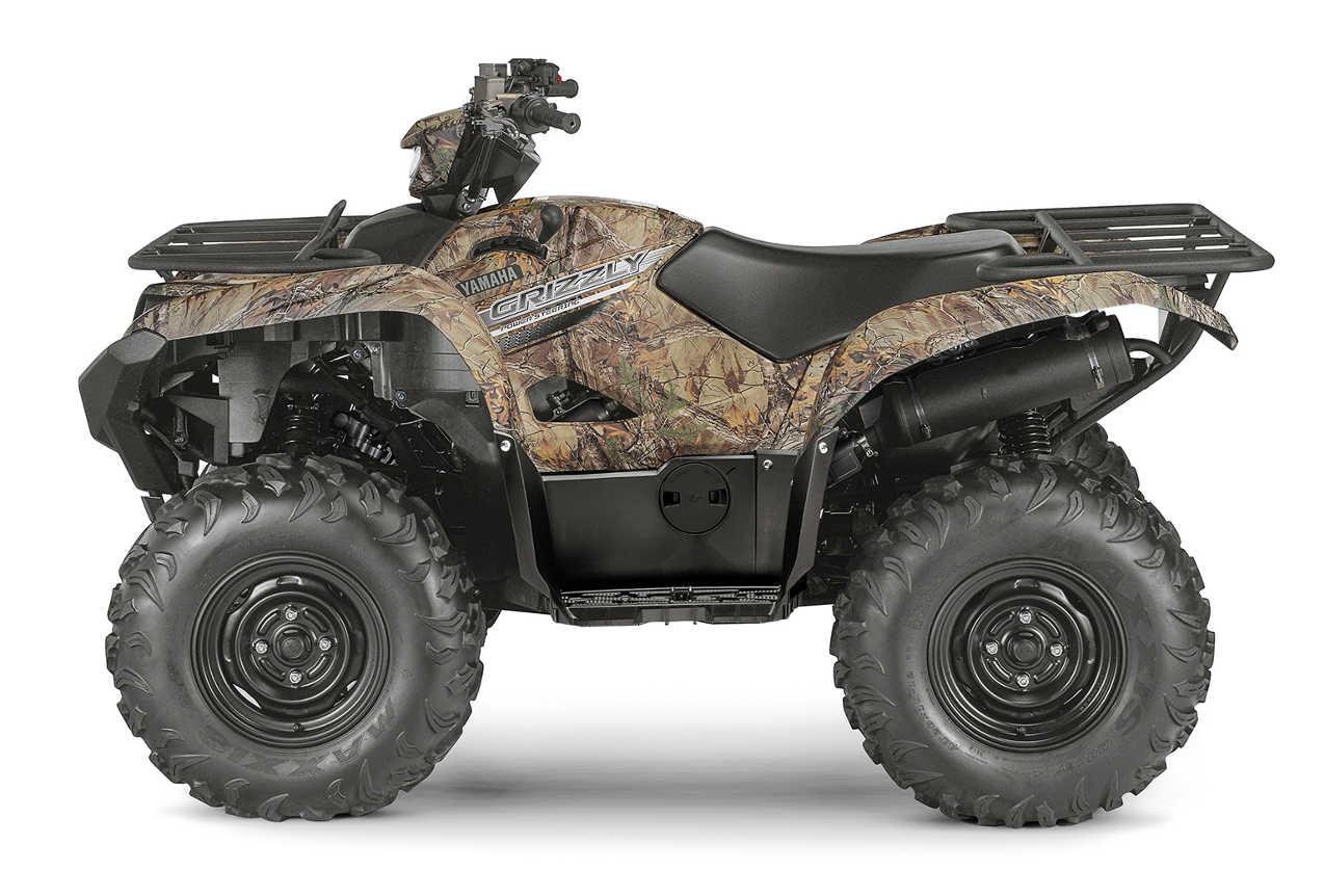 Yamaha Introduces 2016 Grizzly EPS 4x4 ATV | ATV Illustrated  Yamaha Grizzly Symbol