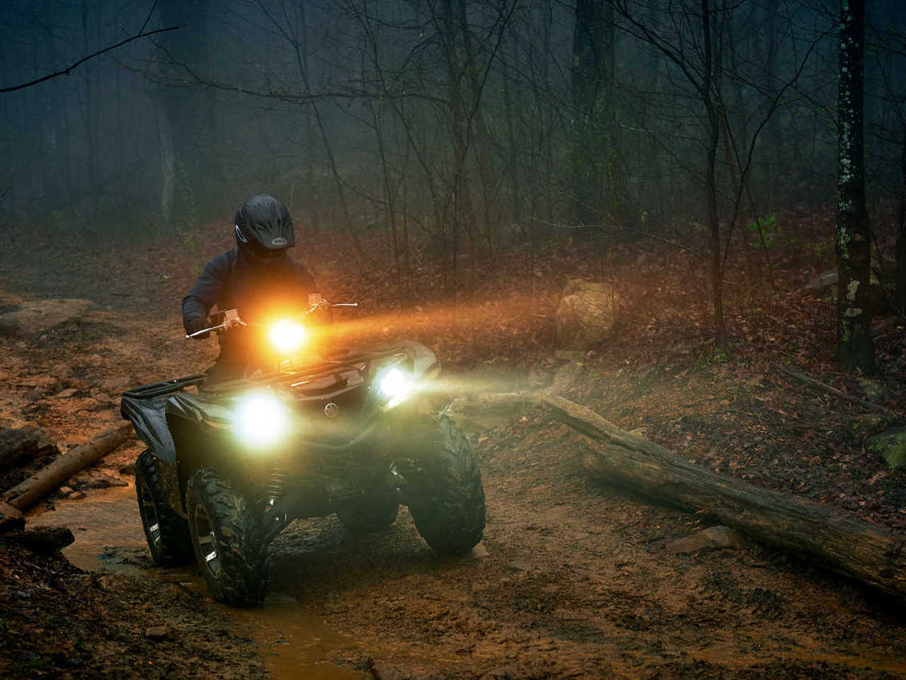 Honda Dealers In Tennessee >> Yamaha Introduces 2016 Grizzly EPS 4x4 ATV | ATV Illustrated
