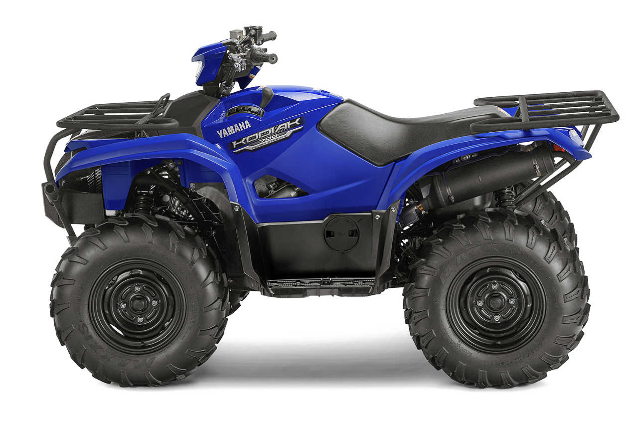 yamaha announces hard working 2016 kodiak 700 4x4 utility. Black Bedroom Furniture Sets. Home Design Ideas