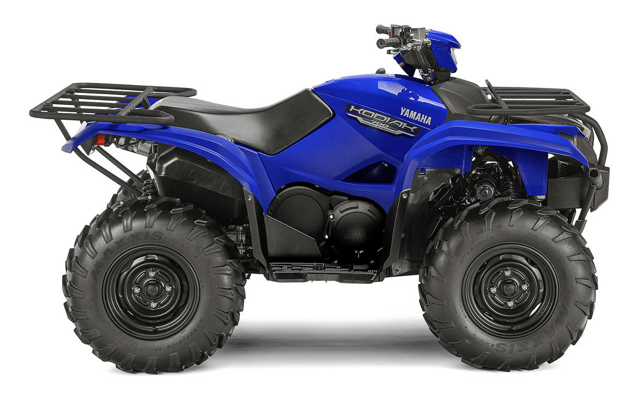 yamaha announces hard working 2016 kodiak 700 4x4 utility atv atv illustrated. Black Bedroom Furniture Sets. Home Design Ideas