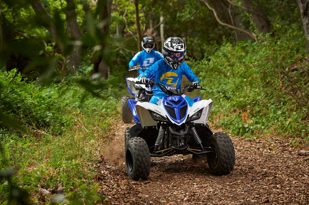 Honda Dealers In Tennessee >> Yamaha Announces 2016 Raptor 90 Youth ATV | ATV Illustrated