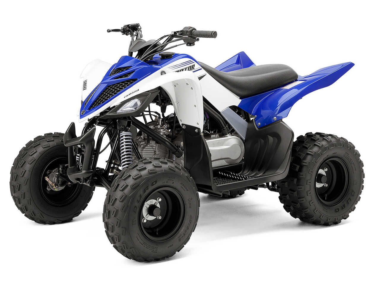 yamaha announces 2016 raptor 90 youth atv atv illustrated. Black Bedroom Furniture Sets. Home Design Ideas