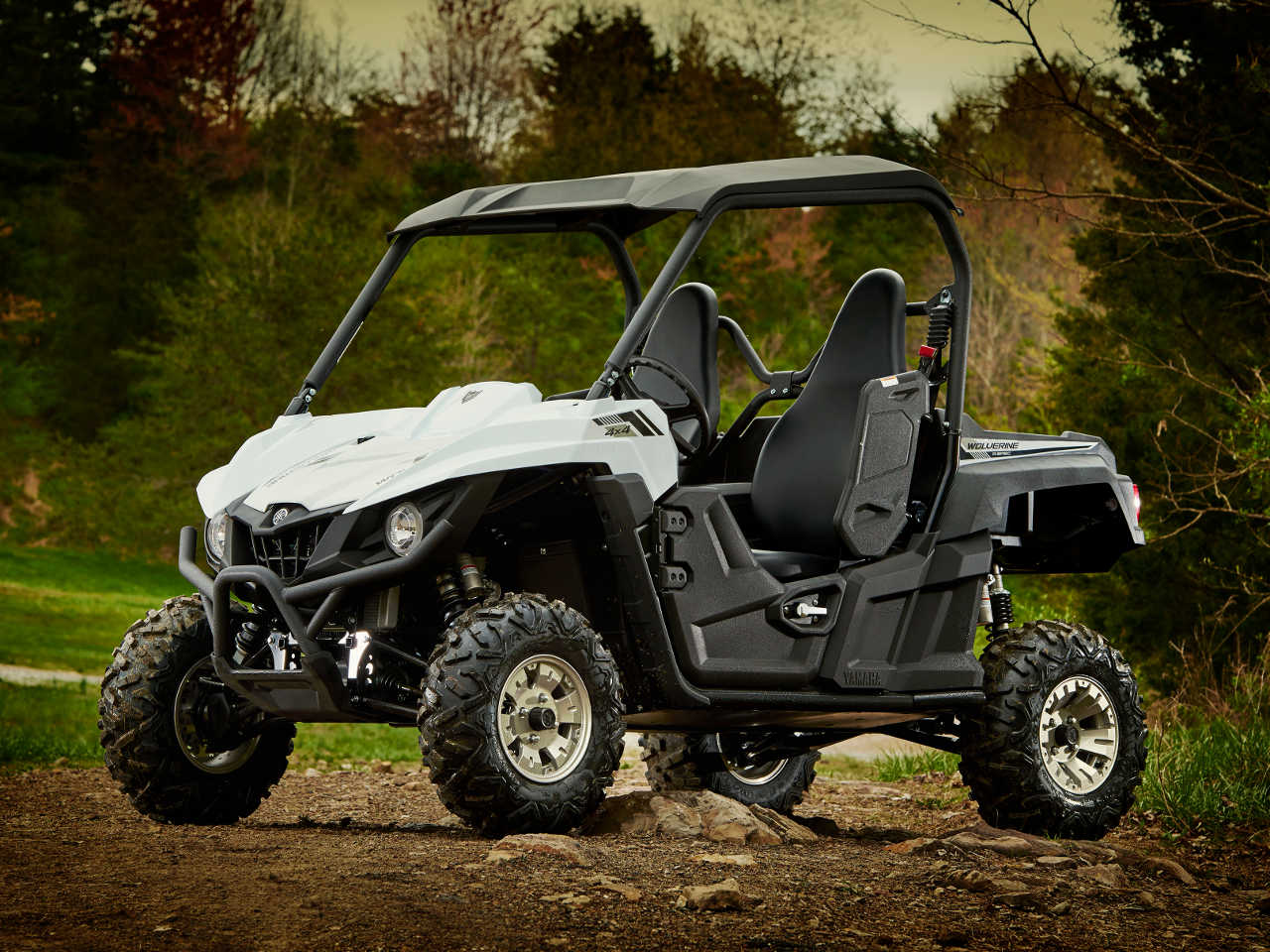 Yamaha introduces new 2016 wolverine side by side models for Yamaha wolverine r spec top speed