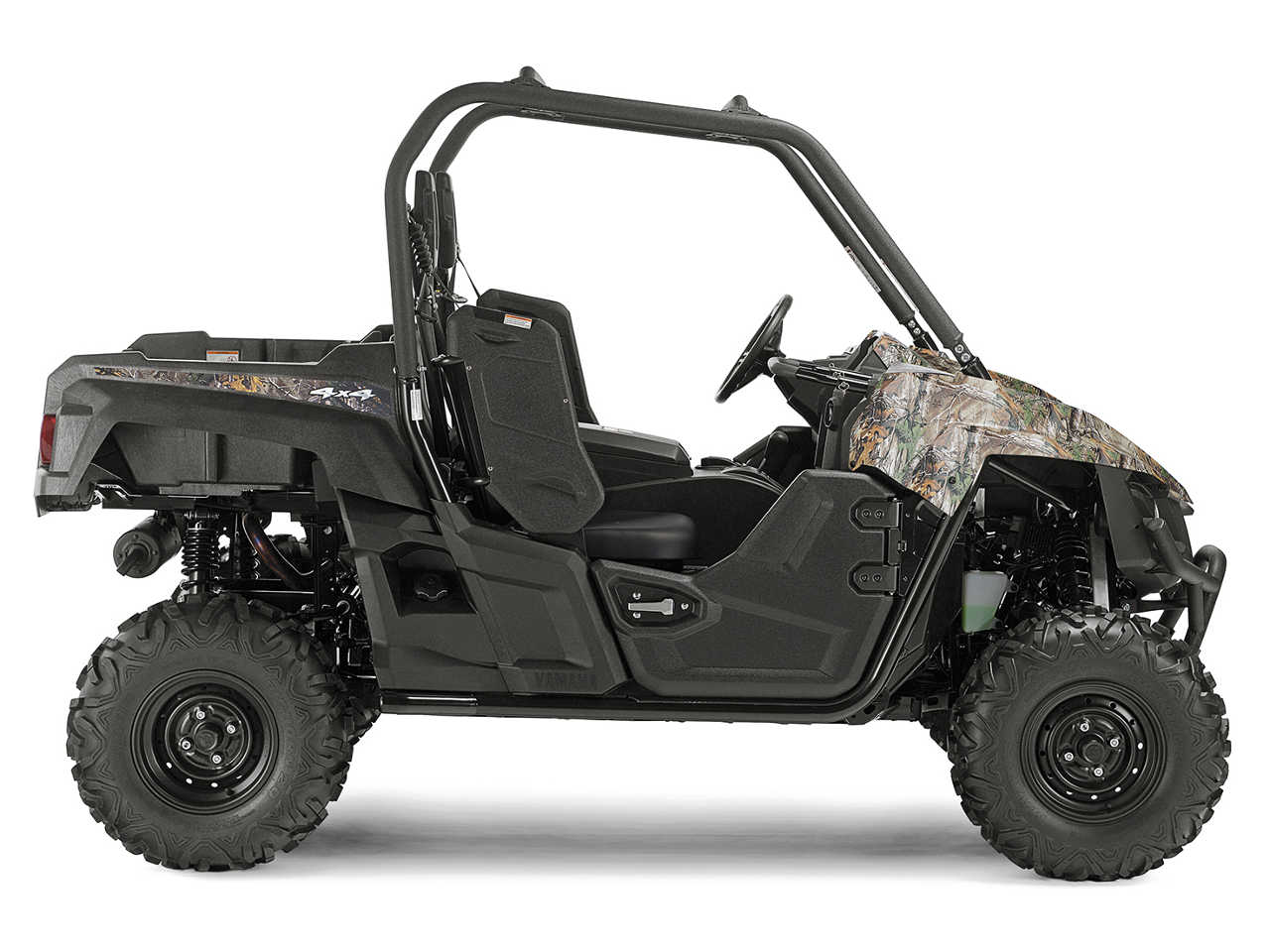 Yamaha Introduces New 2016 Wolverine Side By Side Models