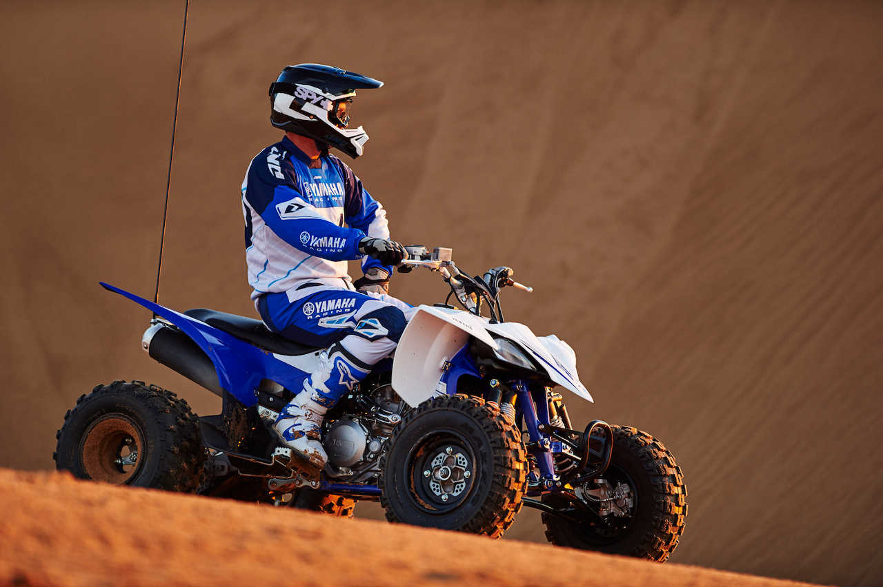 2016 new 60th anniversary special edition raptor 700r and for Yamaha atv yfz450