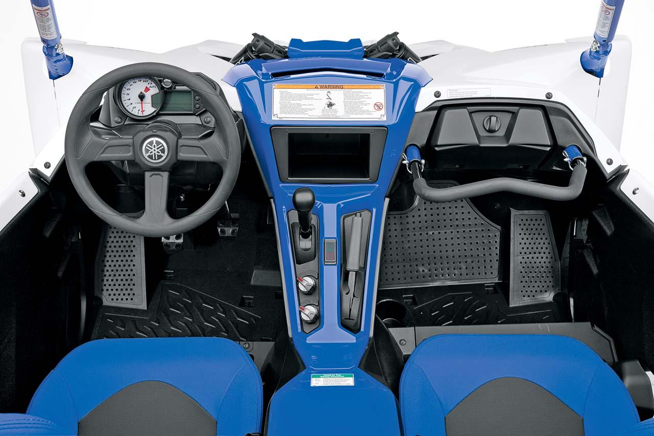 Yamaha Viking  Seater Top Speed