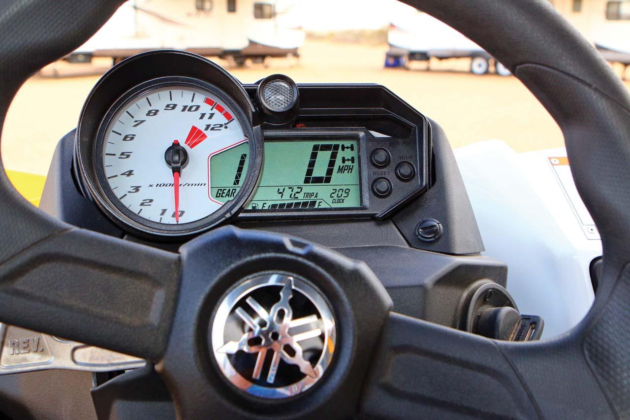 New Model Test - The Yamaha YXZ 1000R | ATV Illustrated