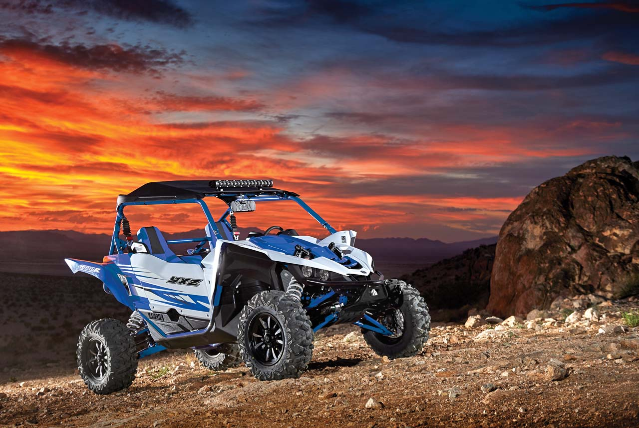 New Model Test - The Yamaha YXZ 1000R | ATV Illustrated