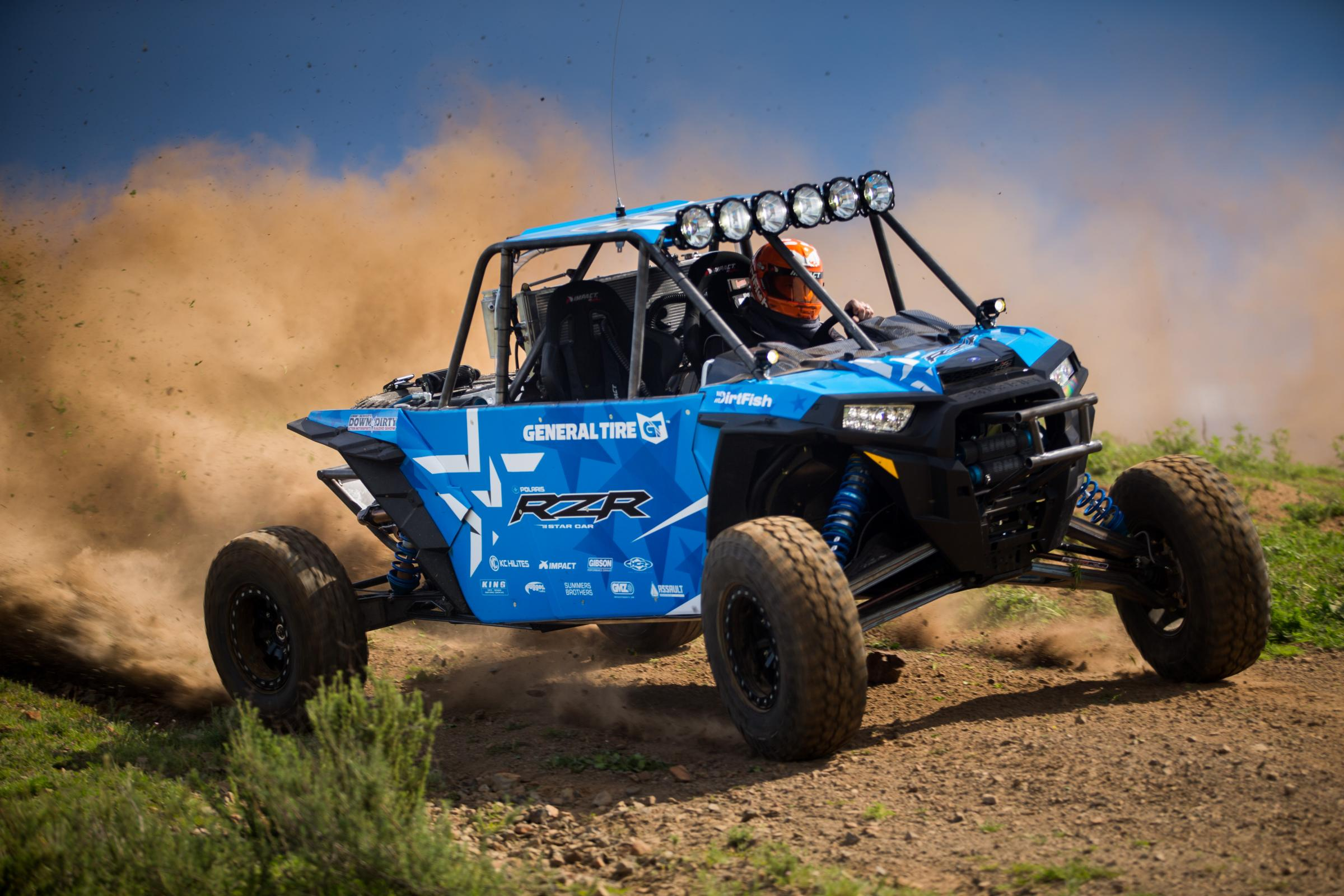 Champion racer Tanner Foust to guest drive Mint 400 in ...