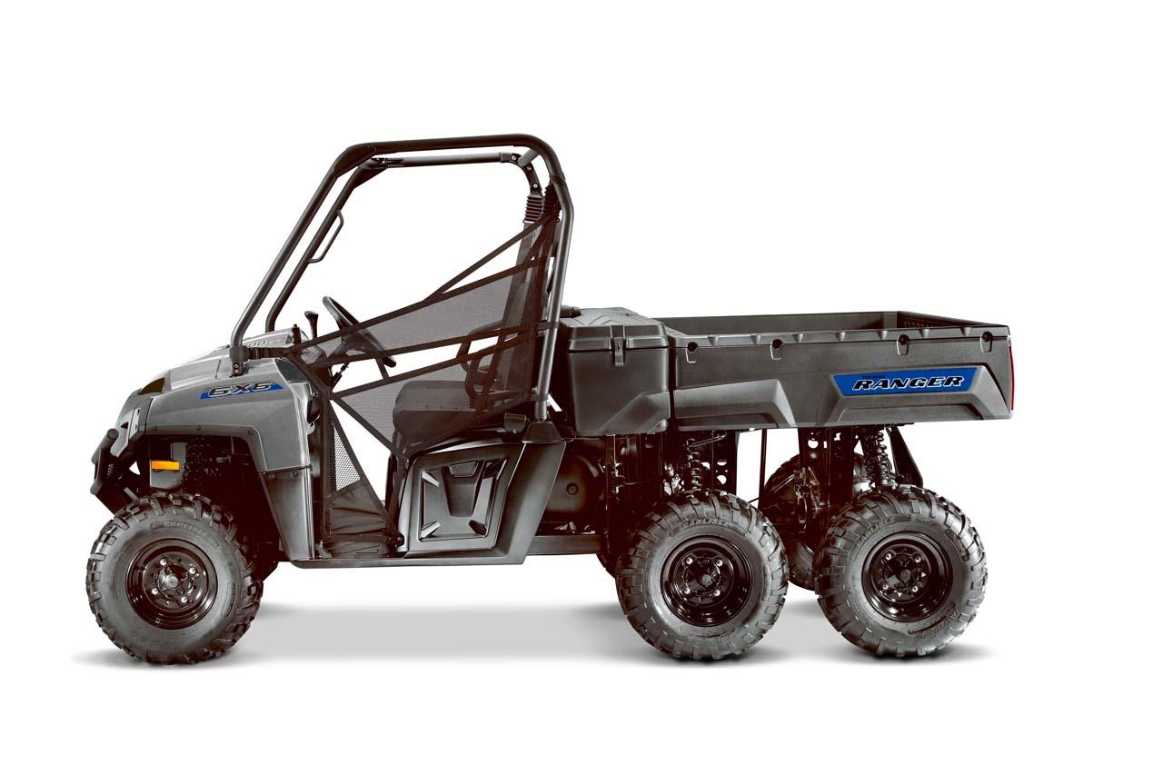 2017 ranger 6x6 avalanche gray pr 2017 polaris ranger® utility vehicles atv illustrated